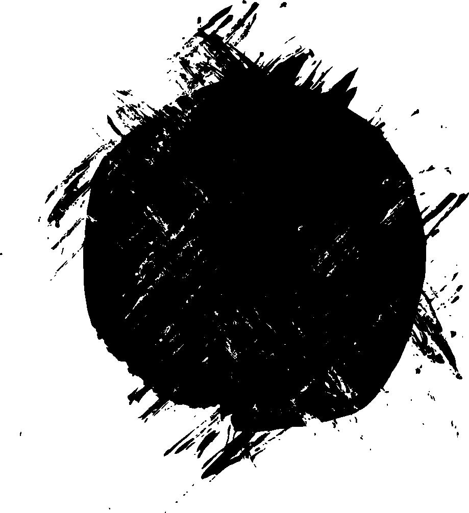12 Grunge Circle (PNG Transparent) Vol. 2 | OnlyGFX.com