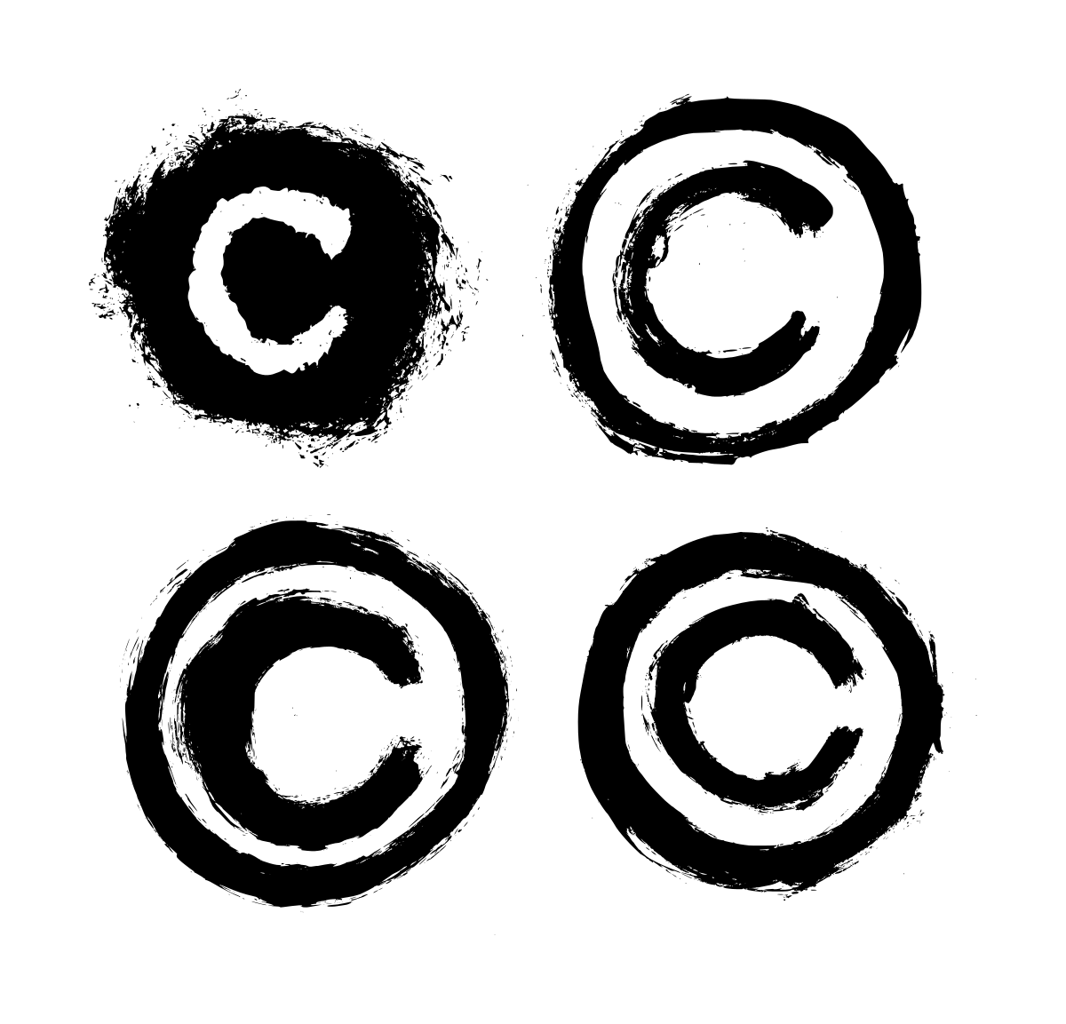 how to add the copyright symbol