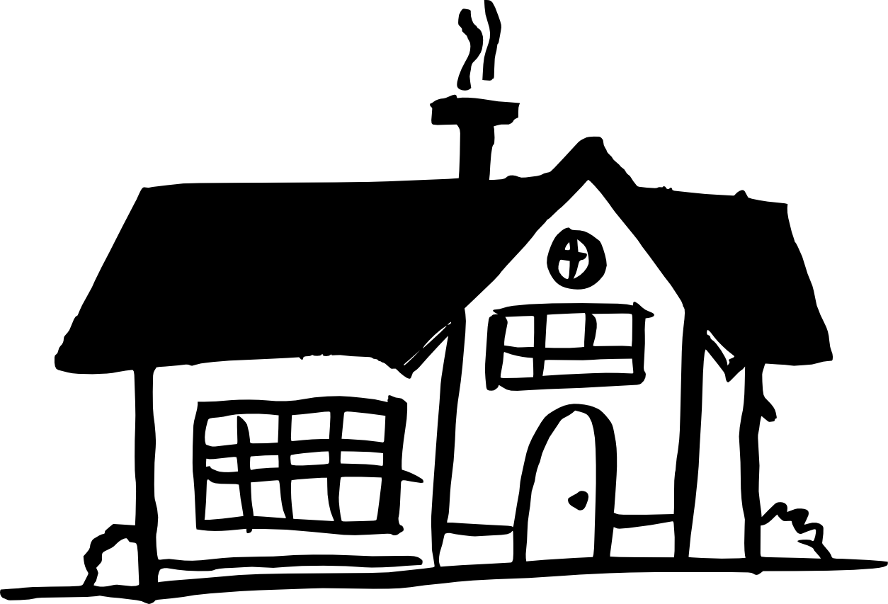 4 House Drawing Png Transparent Onlygfx Com
