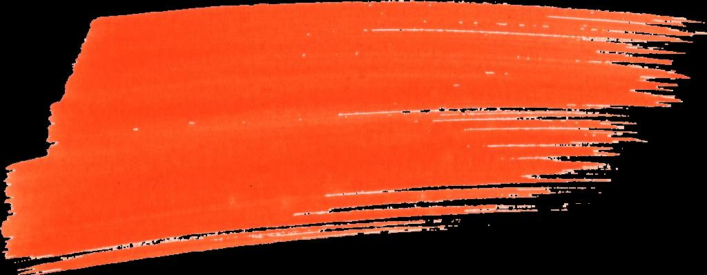 18 Orange Watercolor Brush Stroke (PNG Transparent) Vol 2 | OnlyGFX com