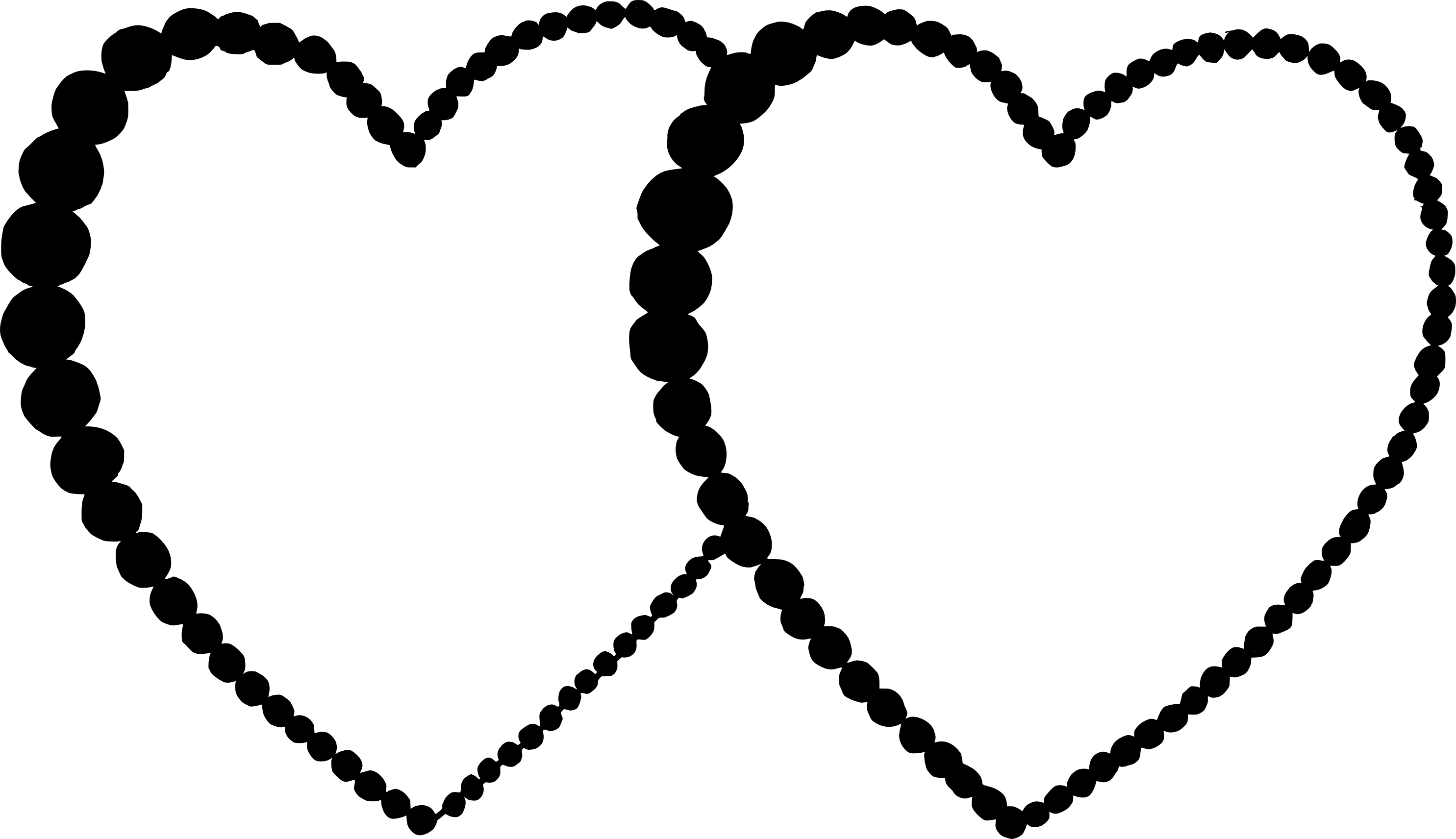 8 Two Hearts Vector (PNG Transparent, SVG) | OnlyGFX.com