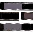 4 Vintage Filmstrip (PNG Transparent)
