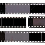 4 Vintage Filmstrip (PNG Transparent)