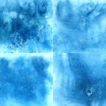 4 Blue Watercolor Texture (JPG) Vol.3