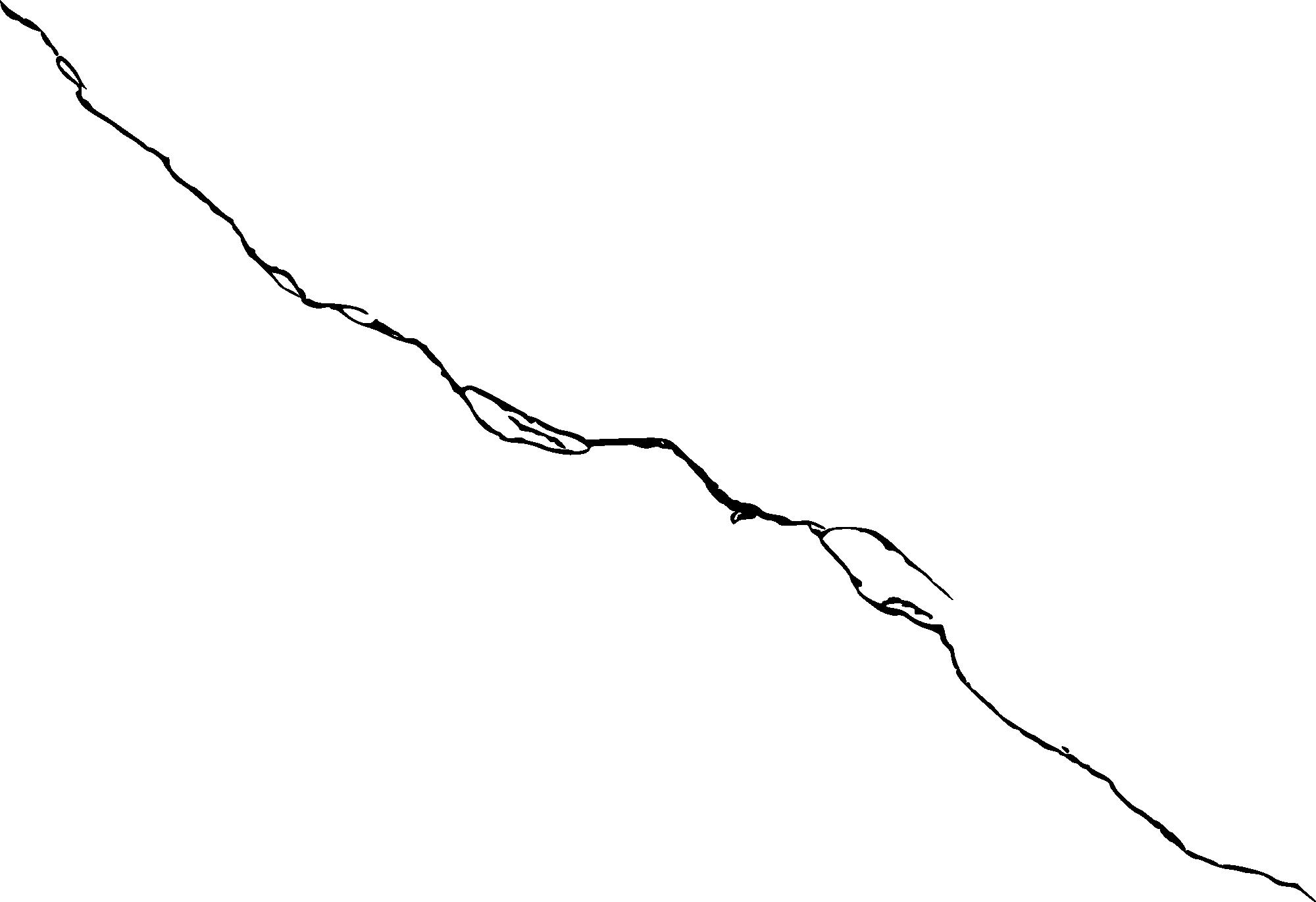 20 Crack (PNG Transparent)   OnlyGFX.com