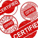 4 Certified Stamp (PNG Transparent)