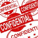 4 Confidential Stamp (PNG Transparent)