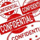 4 Confidential Stamp (PNG Transparent)