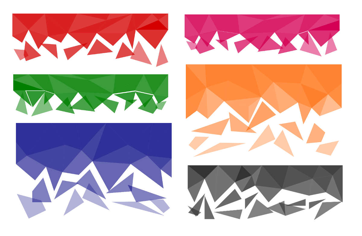 6 Polygonal Background Fade Png Transparent Onlygfxcom