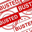 4 Busted Stamp (PNG Transparent)