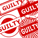 4 Guilty Stamp (PNG Transparent)