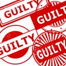 4 Guilty Stamp (PNG Transparent)