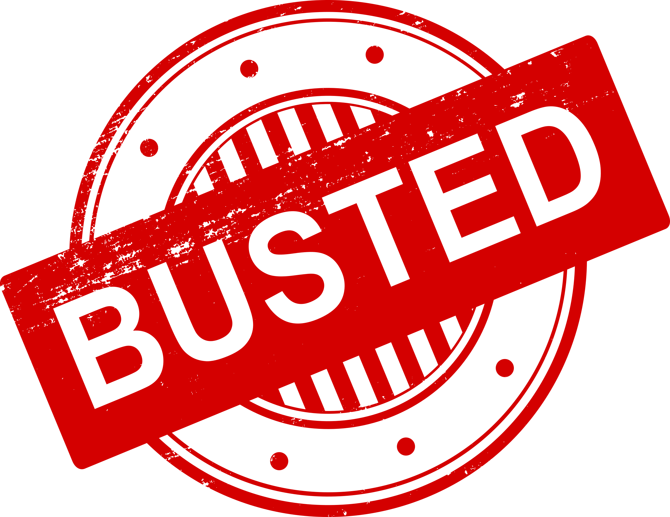 4 busted stamp  png transparent