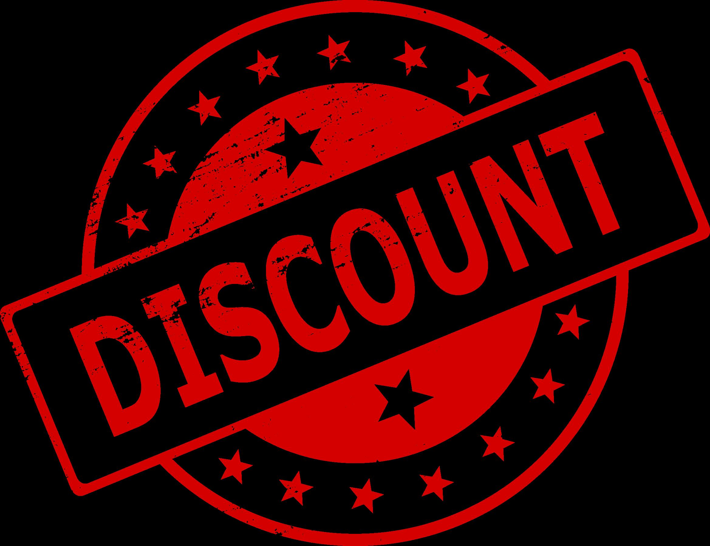 Image result for transparent discount logo