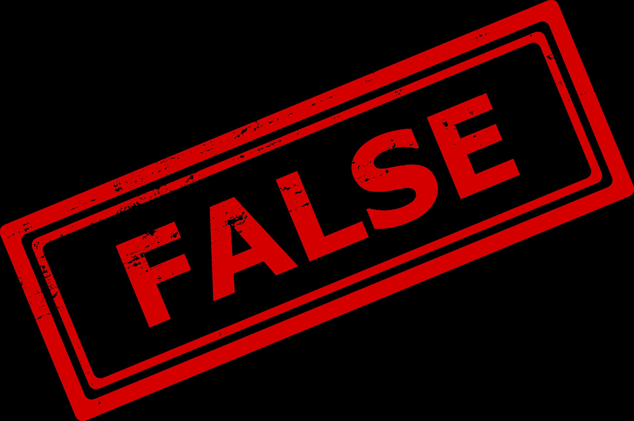 4 False Stamp (PNG Transparent)   OnlyGFX.com