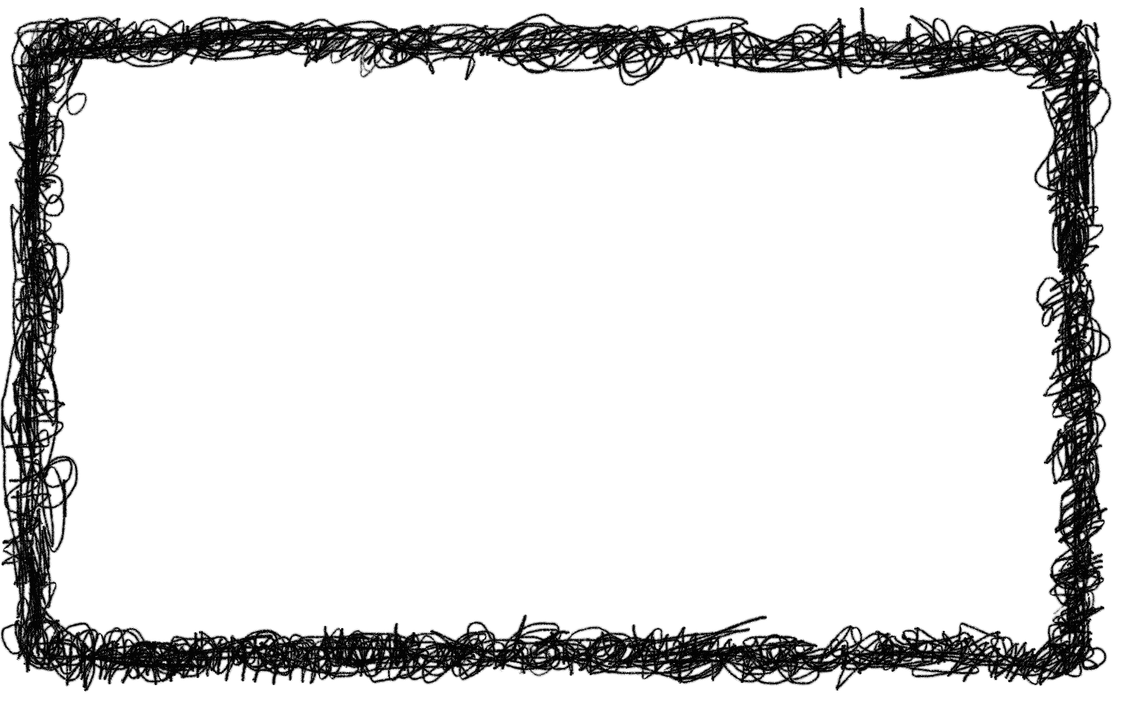 4 rectangle scribble frame  png transparent  onlygfx com grunge vector art grunge vector pack