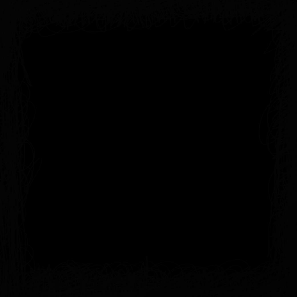 4 Square Scribble Frame PNG Transparent OnlyGFXcom