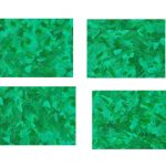 4 Abstract Acrylic Green Brush Stroke Background (JPG)