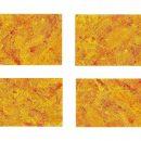 4 Abstract Acrylic Orange Yellow Background (JPG)