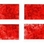 4 Red Watercolor Texture Background (JPG)
