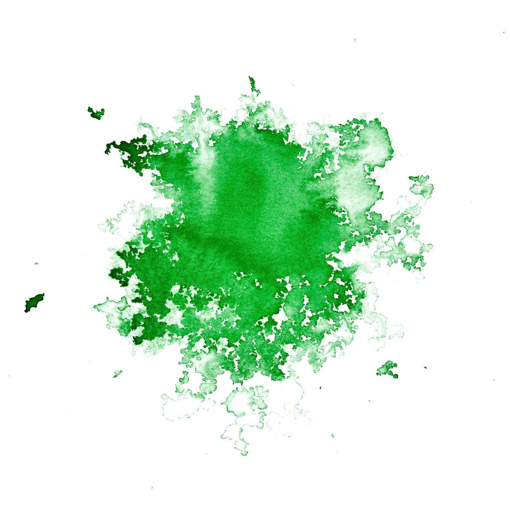 6 Green Watercolor Splatter Background (JPG) | OnlyGFX.com
