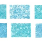 6 Light Blue Watercolor Texture (JPG)