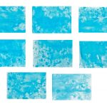 8 Blue Watercolor Wash Background (JPG)