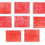 8 Light Red Watercolor Background (JPG)