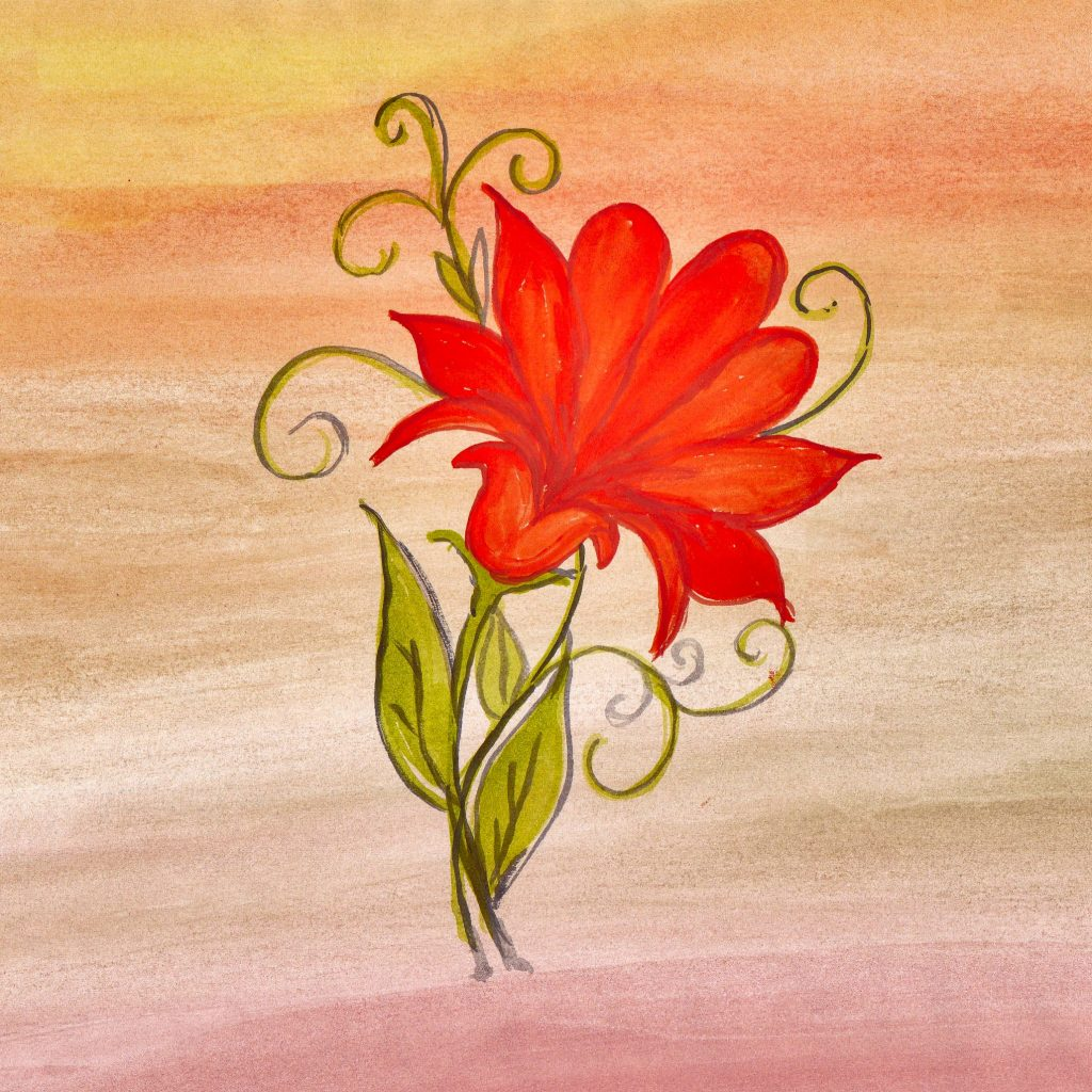 15 Flower Bouquet Watercolor Painting Background Jpg Onlygfx