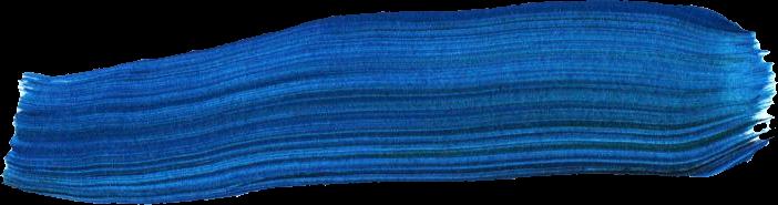 Paint brush blue