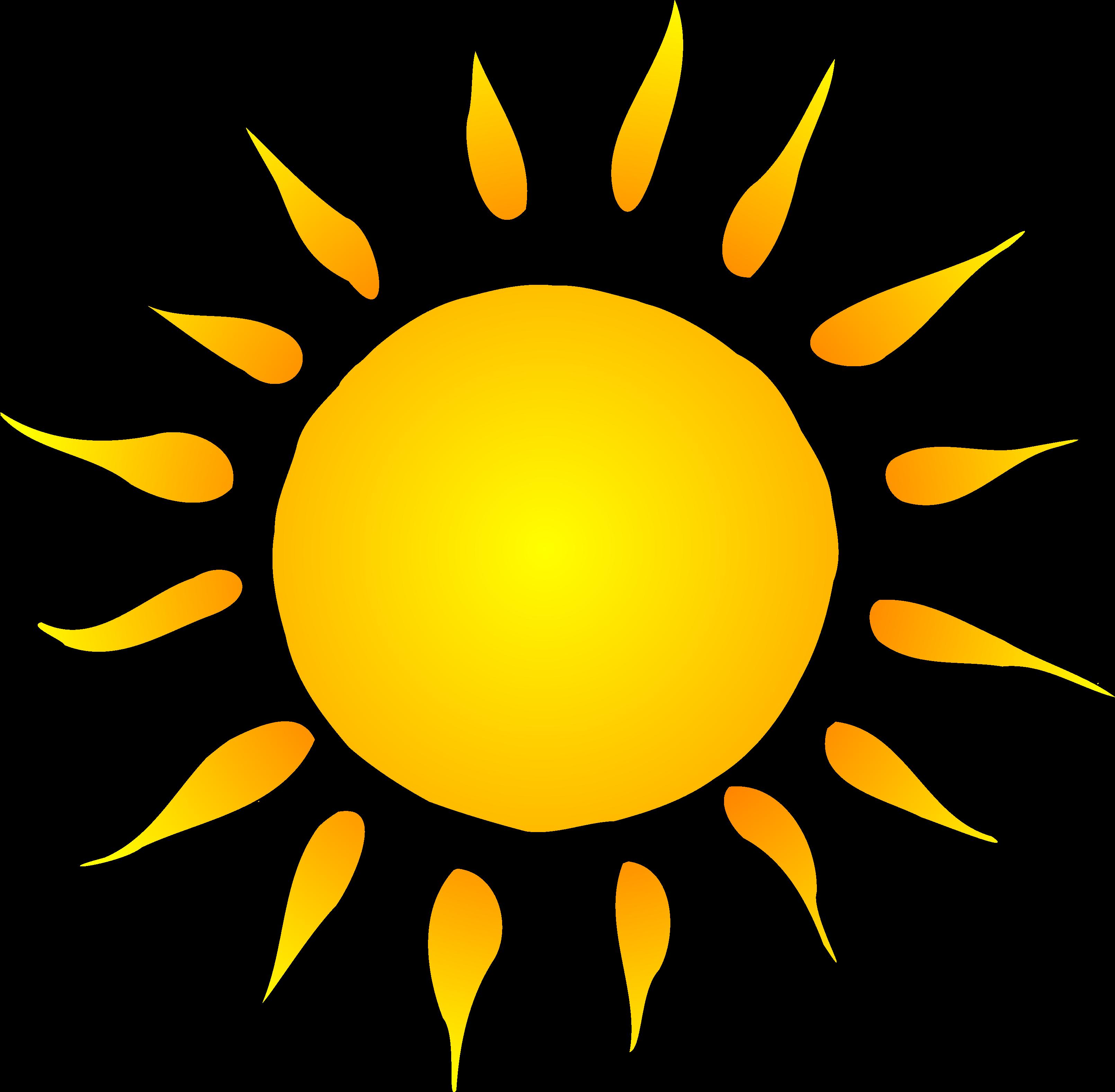 Sun Clip Art: 4 Clipart Sun (PNG Transparent)