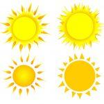 4 Clipart Sun (PNG Transparent)
