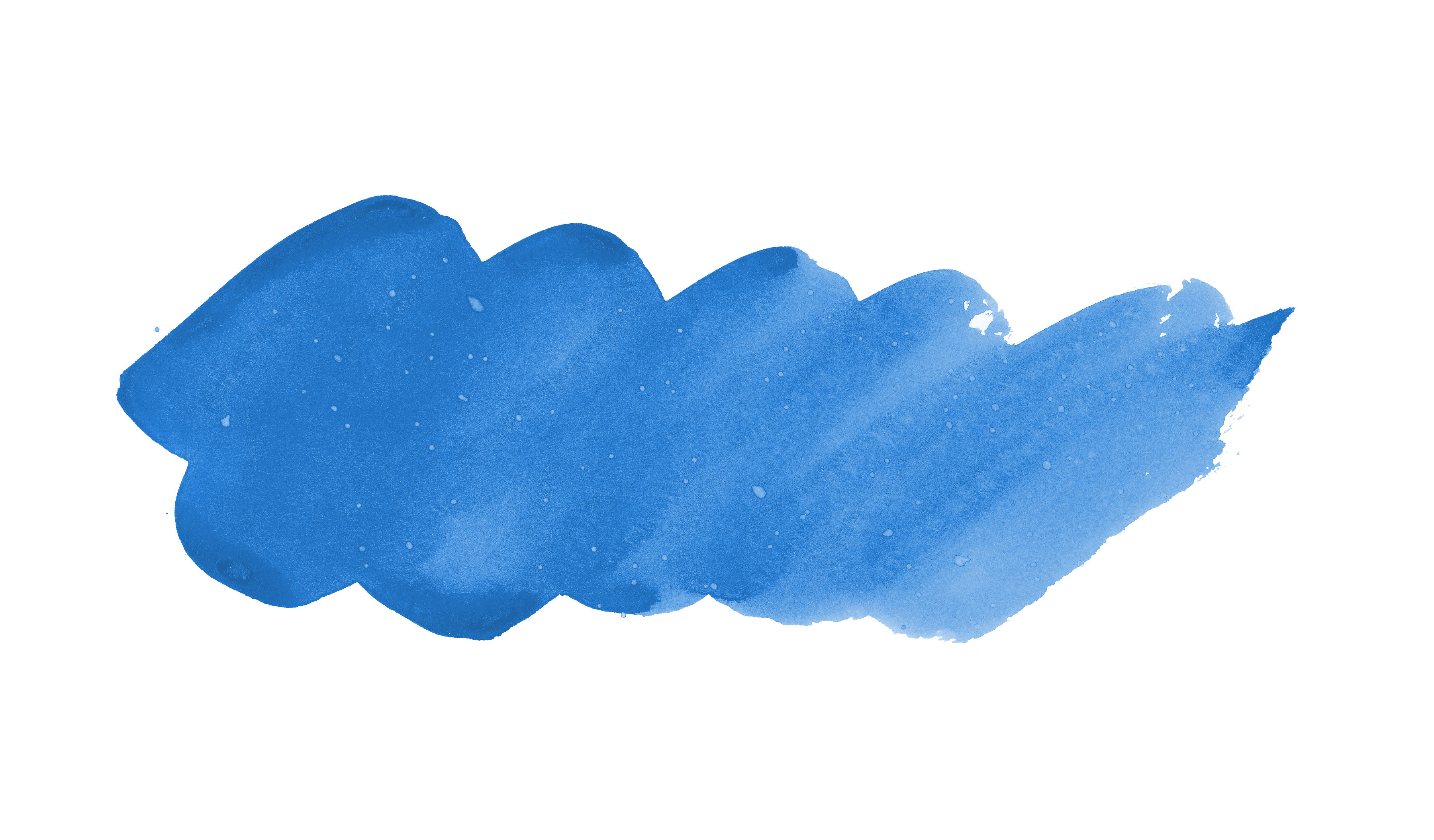 7 Blue Watercolor Banner (JPG) | OnlyGFX.com