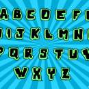 Cartoon Alphabet Vector (PNG Transparent, SVG)