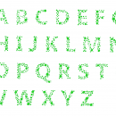 Dots Alphabet Vector (PNG Transparent, SVG)