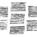 7 Grunge Stripes Overlay Texture (PNG Transparent)