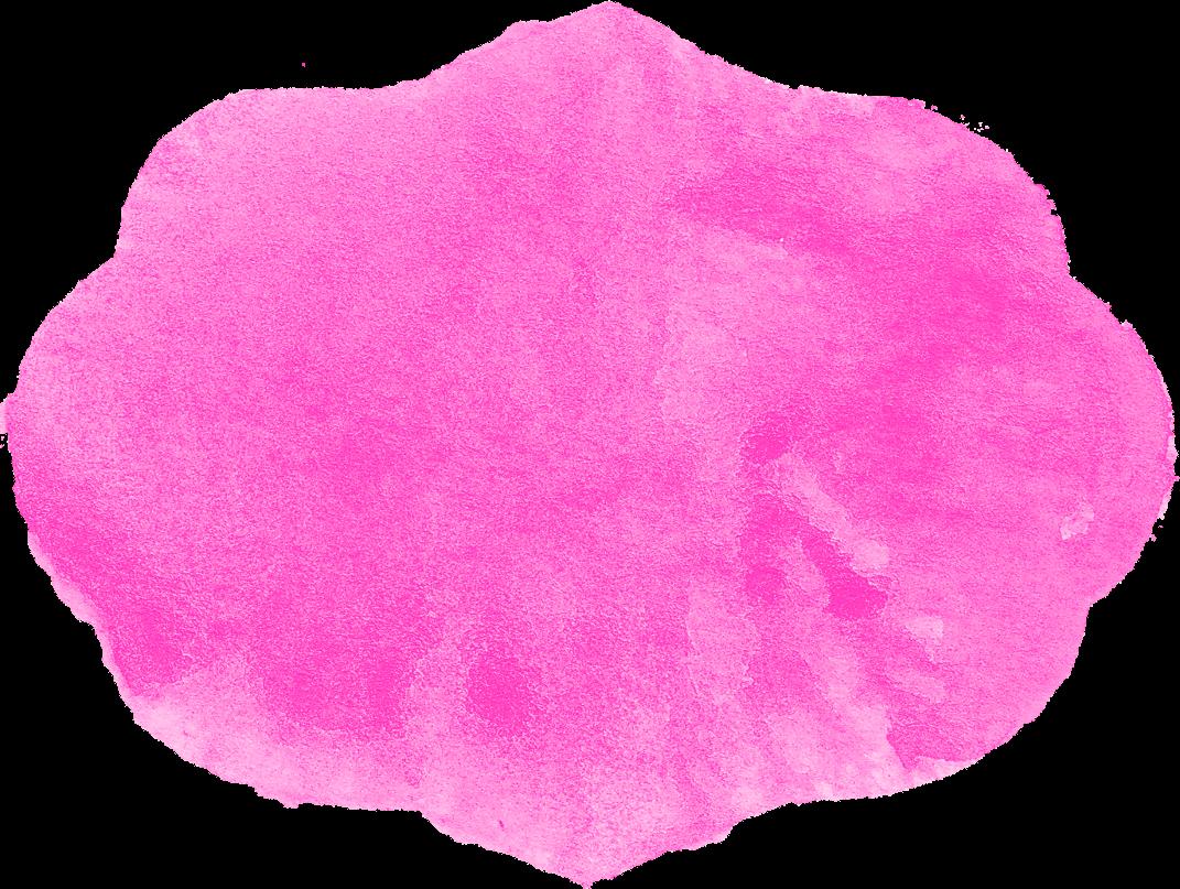 7 Pink Watercolor Label (PNG Transparent) | OnlyGFX.com