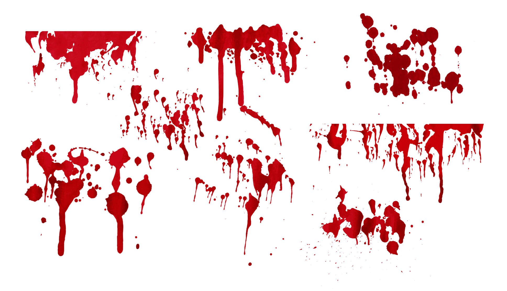 8 Blood Splatter Drip Png Transparent Onlygfx Com Improved blood texture detail and increased resolution from 512 to 2048. 8 blood splatter drip png transparent