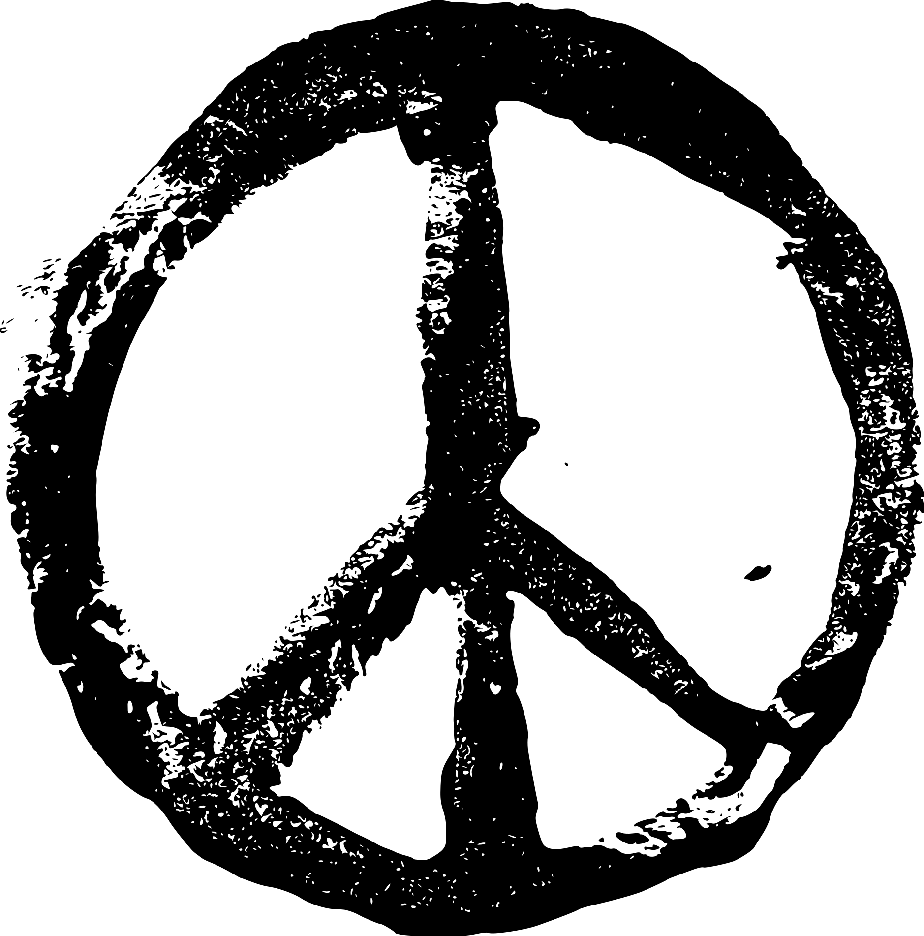 10 Grunge Stamp Peace Symbol (PNG Transparent) | OnlyGFX.com