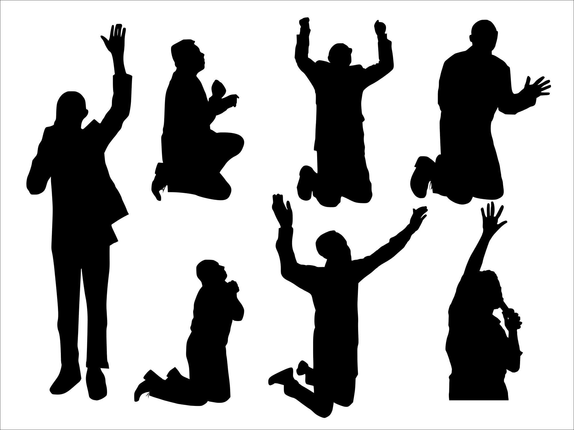 7-praising-silhouette-cover.jpg