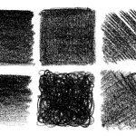 Crayon Scribble Textures (PNG Transparent)