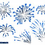 Fireworks Drawing Vector (EPS, SVG, PNG Transparent)