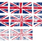 Grunge Britain UK Flag (PNG Transparent)