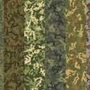 High Resolution Green Camouflage Background (PNG Transparent)