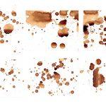 Coffee Drop Splash Background (JPG)