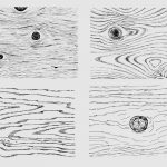Wood Line Texture Drawing Vector (EPS, SVG, PNG Transparent)