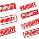 Priority Stamp (PNG Transparent)