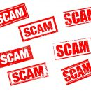 Scam Stamp (PNG Transparent)
