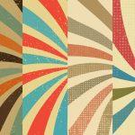 Spiral Retro Background (JPG)