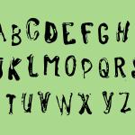 Grunge Stamp Font (OTF)